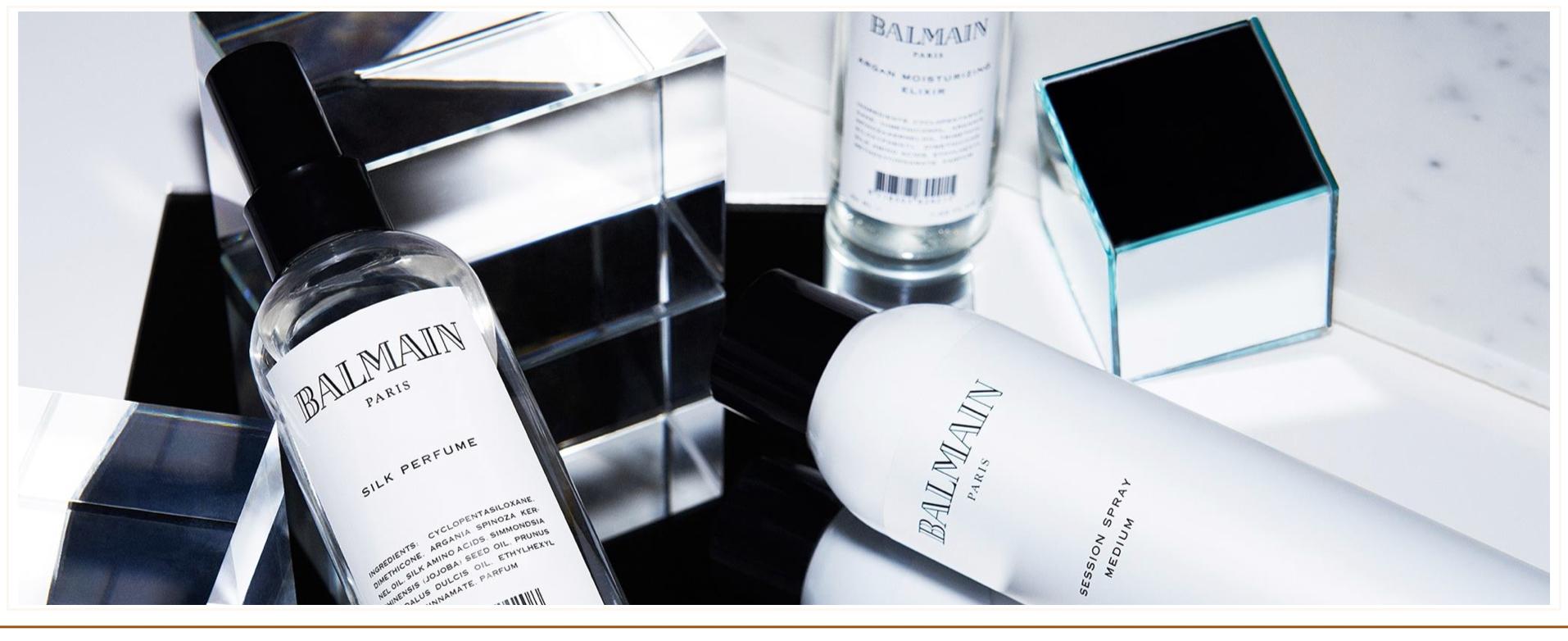 produktwelt balmain paris hair couture schnellbach palais gmbh intercoiffure. Black Bedroom Furniture Sets. Home Design Ideas
