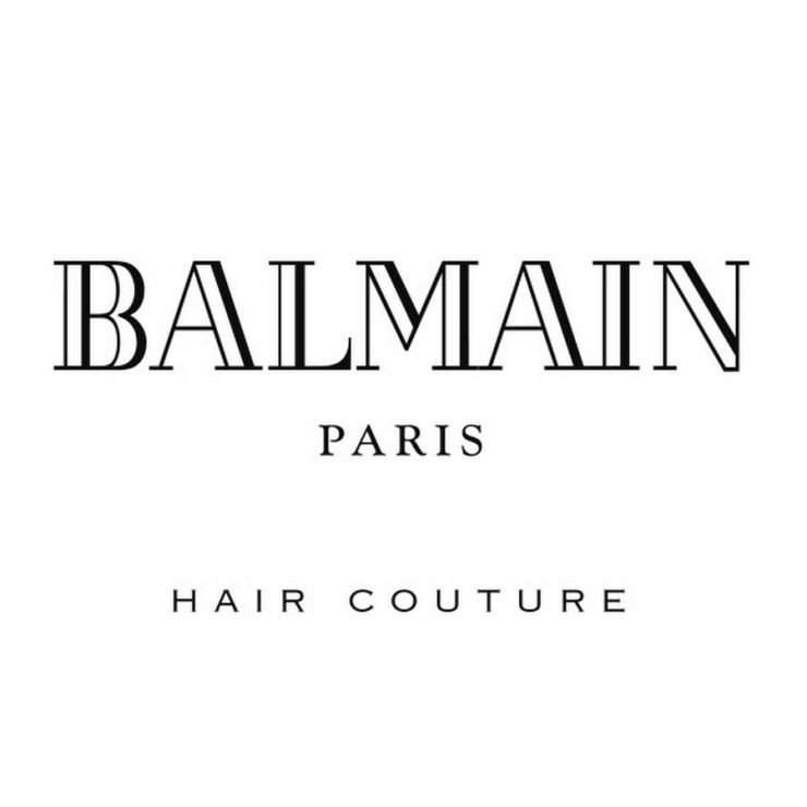 BALMAIN Paris Hair Couture